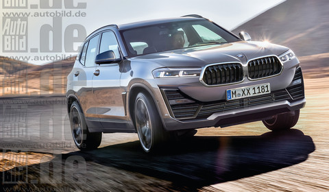 BMW Urban X: SUV w formacie mini