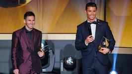 Cristiano Ronaldo: porównują nawet naszych synów