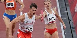 Tokio 2020. Genialny bieg sztafety mieszanej. Polacy pobili rekord Europy!