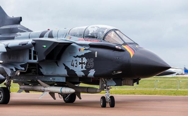 Samoloty Tornado ze względu na sędziwy wiek i zużycie powinny w ciągu najbliższych lat być wycofywane ze służby.