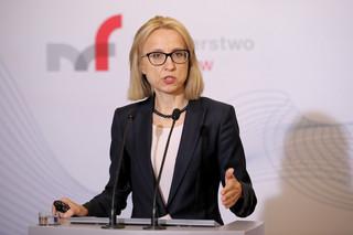 Czerwińska z dostępem do potężnej broni. Po nowelizacji KAS otrzyma nadzór nad działaniami Służby Celno-Skarbowej