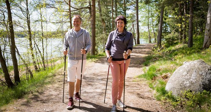 So geht Nordic Walking richtig