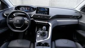 Nowoczesne wnętrze - Peugeot 3008 (zdjęcia)