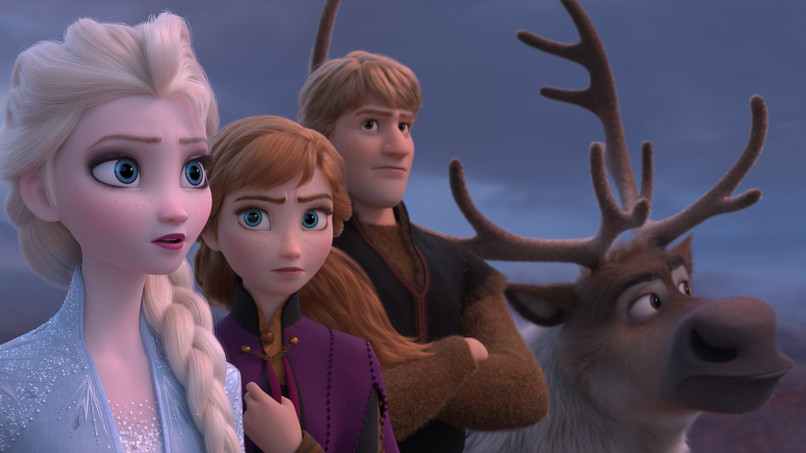 "Elsa in ""Frozen 2"""