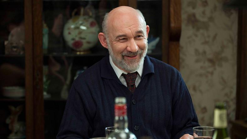 """Andrzej Blumenfeld w filmie """"Wykapany ojciec"""""""