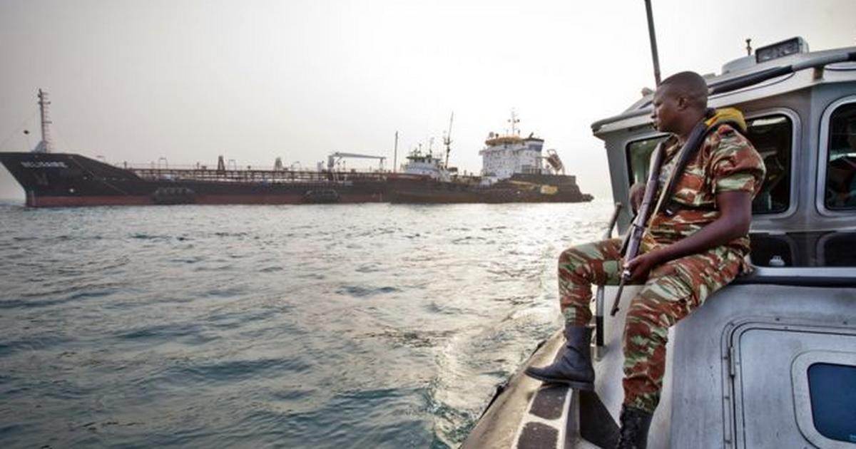 Here's why West Africa is becoming the world's piracy hotspot - Pulse Nigeria
