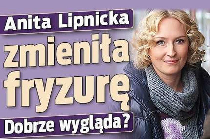 Anita Lipnicka zmieniła fryzurę. Dobrze wygląda?