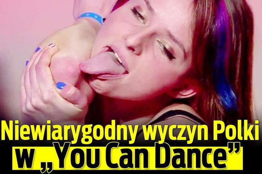 """Niewiarygodny wyczyn Polki w """"You Can Dance"""""""