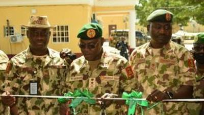 Chief of Army Staff names office complex after late Attahiru