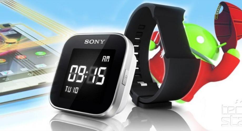 Neue Sony Smartwach mit NFC & Android noch diese Woche