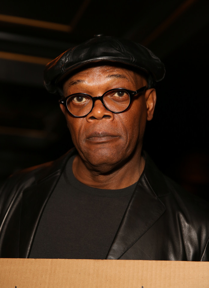 2. Samuel L. Jackson (fot. Getty Images)