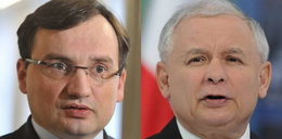 Kaczyński do Ziobry: Zbyszku zapomnijmy o tym