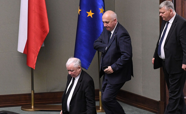 PiS postawił sobie wysoko poprzeczkę jeśli chodzi o uczciwe państwo - mówiła rzeczniczka rządu Joanna Kopcińska