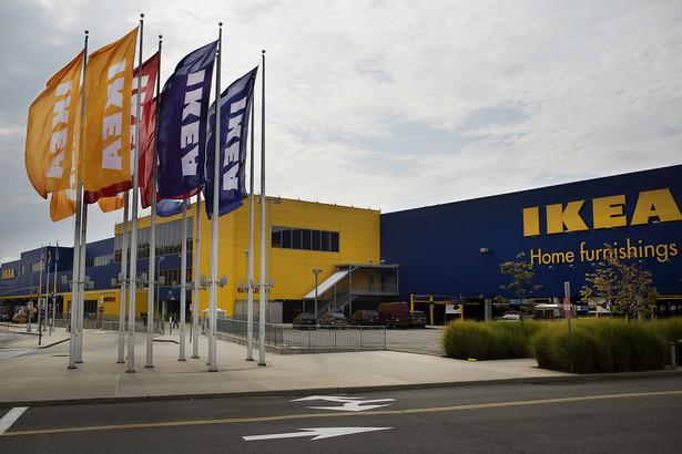 Salon IKEA w Nowym Jorku, USA. 29.09.2012