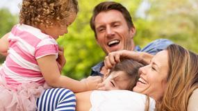 Samotny rodzic i nowa miłość