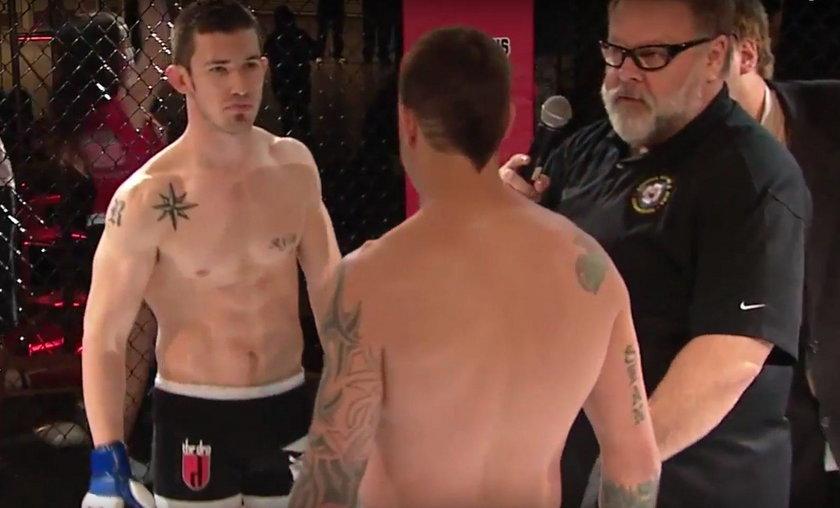 Rodolfo Ramirez porywaczem i gwałcicielem! Nagranie dobiło zawodnika MMA