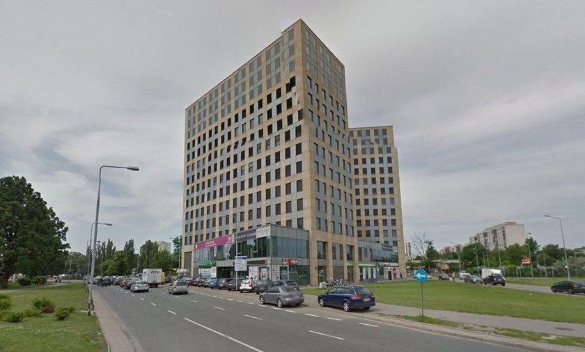 Siedziba firmy Ciech w Warszawie