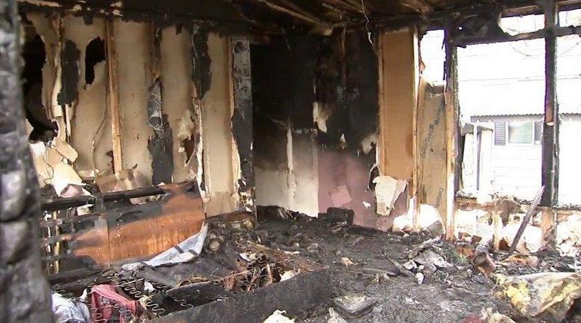 USA: 13-latek do późna oglądał telewizję. Uratował rodzinę z pożaru