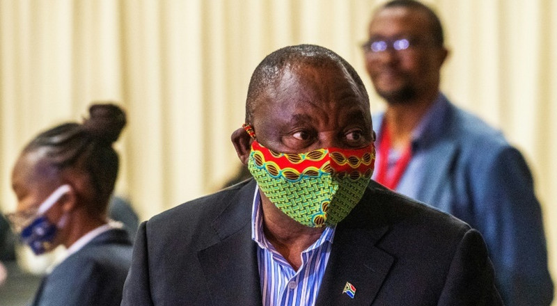 South Africa's President Ramaphosa says Covid-19 outbreak will 'get much worse'