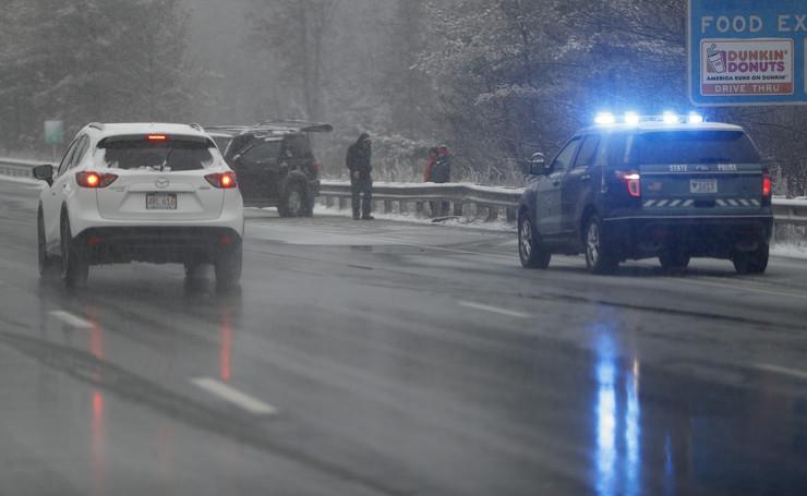 SAD policije
