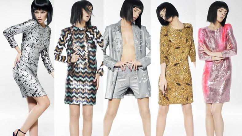 Stylista Bartek Janusz tym razem zainspirowany Hiszpanią zaprojektował mieniącą się kolorami kolekcję ubrań