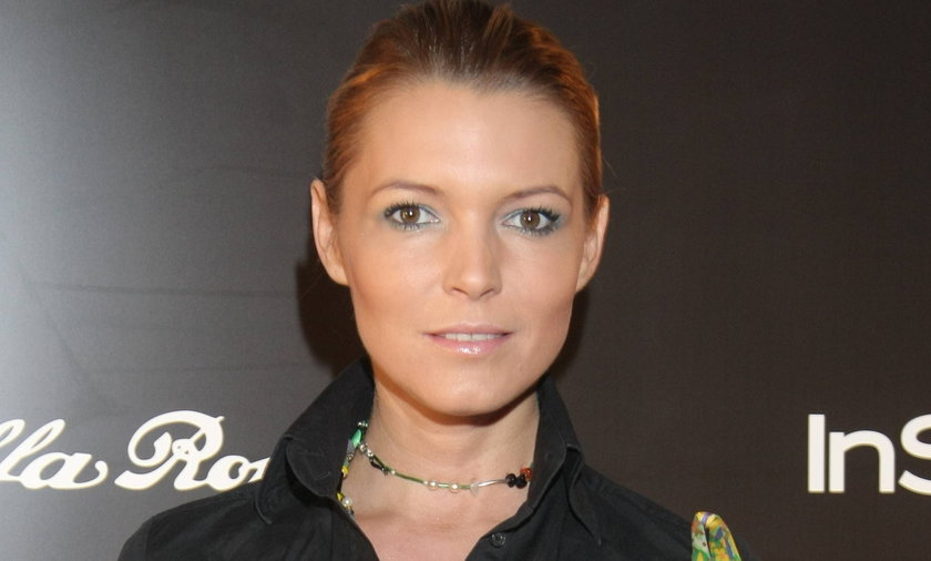 Ilona Felicjańska w Vivie