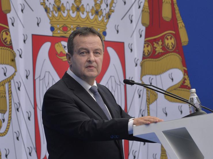 Ivica Dačić Novi Sad TANJUG RADE PRELIĆ