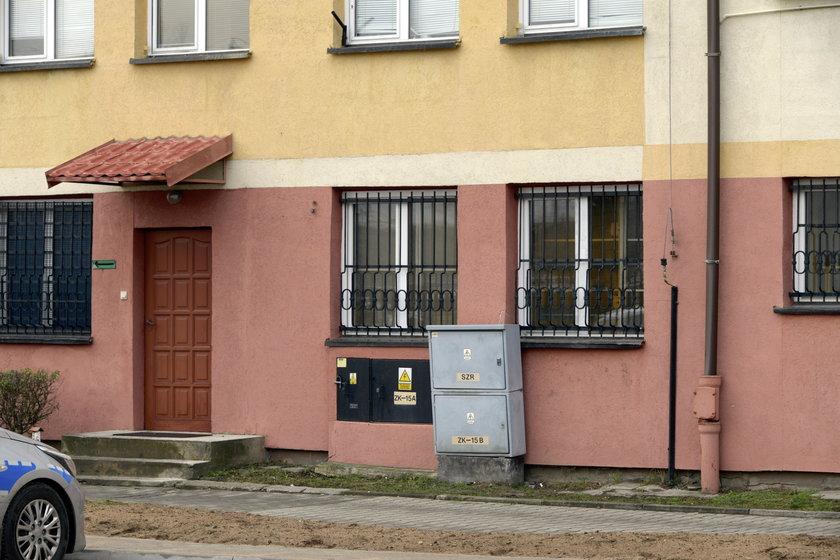 Ucieczka z komendy w Polkowicach