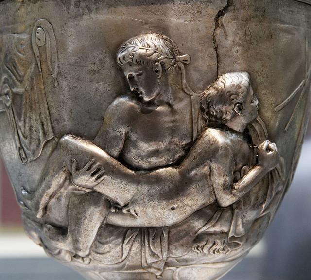 Vorenov pehar, 5-15. god. n.e.