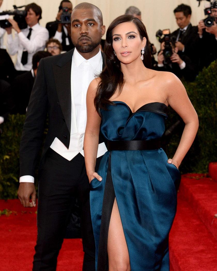 Kim Karadashian i Kanye West