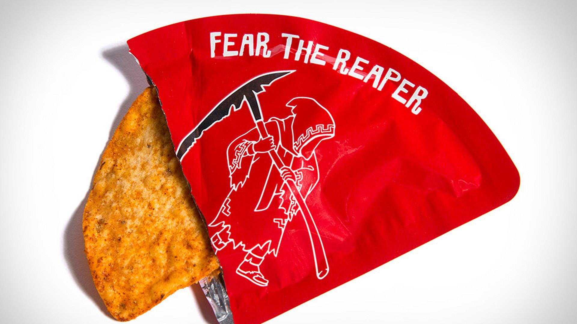 Najostrzejsze Chipsy Swiata Carolina Reaper Madness Noizz