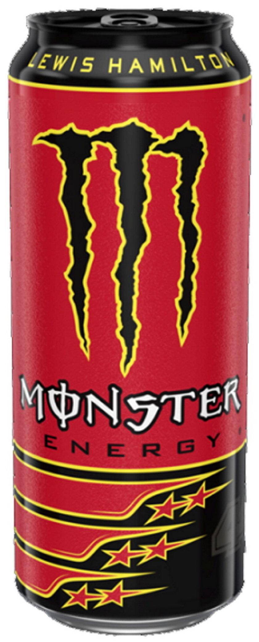 Monster LH44, gazowany napój energetyczny 500ml