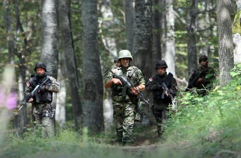 Patrola Vojske Srbije