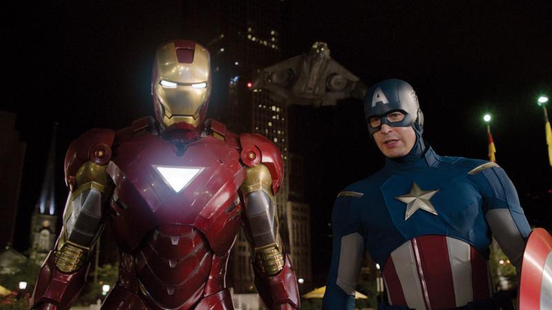 """Avengers"" - kadr z filmu"