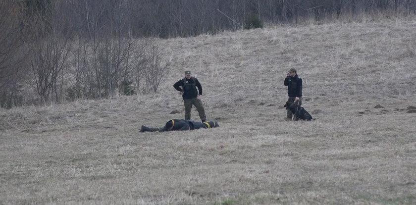 Dramatyczna akcja Straży Granicznej. Zobacz, jak poradzili sobie z przemytnikami