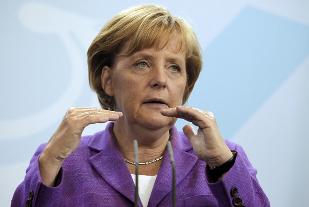 Decyzja General Motors o rezygnacji ze sprzedaży spółki Opel jest dotkliwą porażką dla kanclerz Angeli Merkel, która zabiegała o przejęcie Opla przez konsorcjum Magna i rosyjski Sbierbank. Fot. Bloomberg