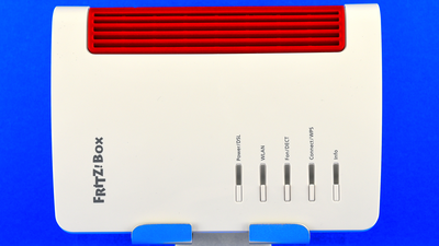 AVM Fritzbox 7530 AX im Test: DSL-Router mit Wifi-6
