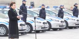 Warszawska policja ma nowe radiowozy!