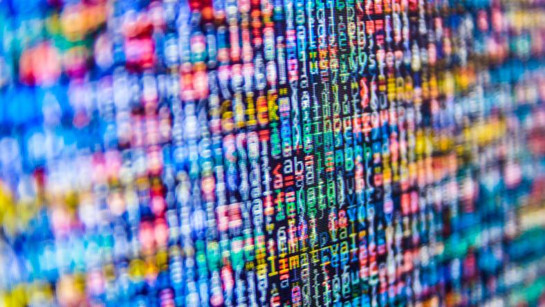 Dane, internet, technologia