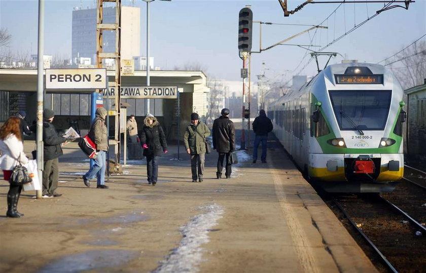 Zamkną Dworzec Stadion