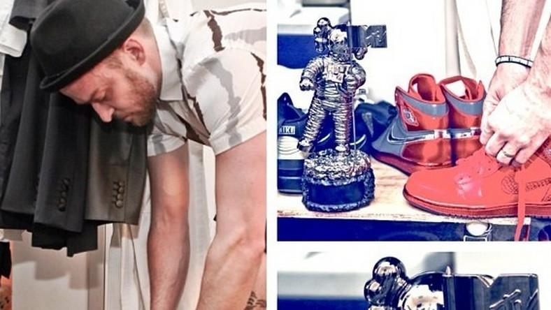 Justin Timberlake gwiazdąMTV Video Music Awards 2013
