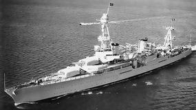 USS Houston: odnaleziono okręt flagowy Floty Azjatyckiej na dnie Morza Jawajskiego