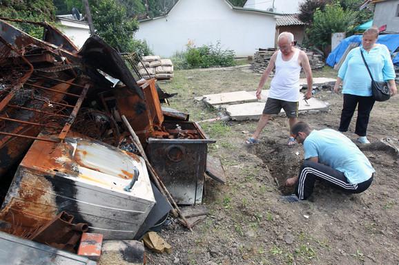 Pune ruke posla za žitelje naselja Partizan