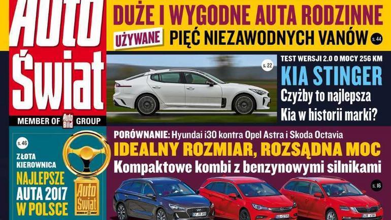 Auto Świat 45/2017