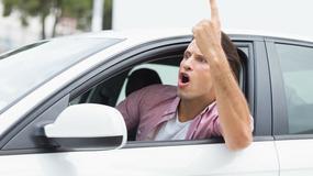 Chamstwo na drodze. Najbardziej irytujące zachowania kierowców