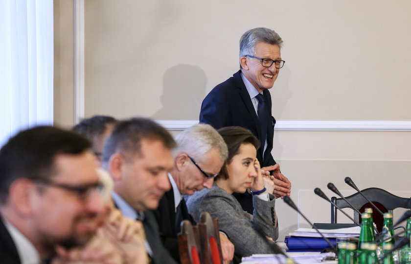 Prof. Rzepliński: Ustawy prezydenta zostały wykastrowane