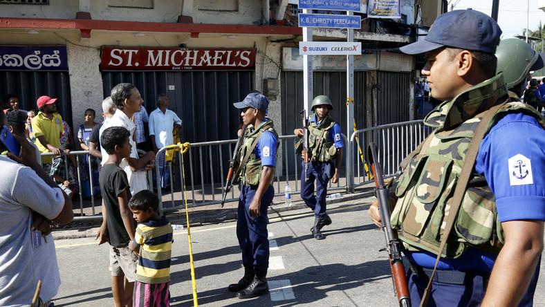 Rząd Sri Lanki: zamachy przeprowadziła lokalna radykalna grupa islamska