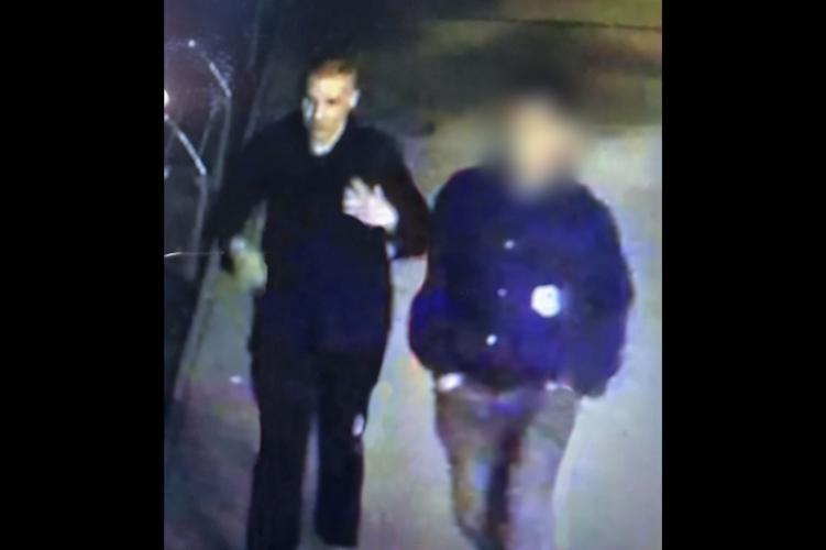 A rendőrség keresi a képen látható elkövetőt. /Fotó:Rendőrség
