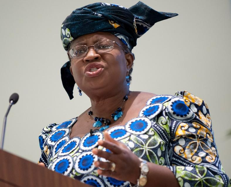 Ngozi Okonjo-Iweala - Nigeria's former minister of finance