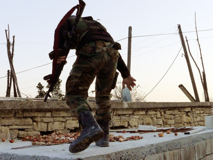 sirija vojska